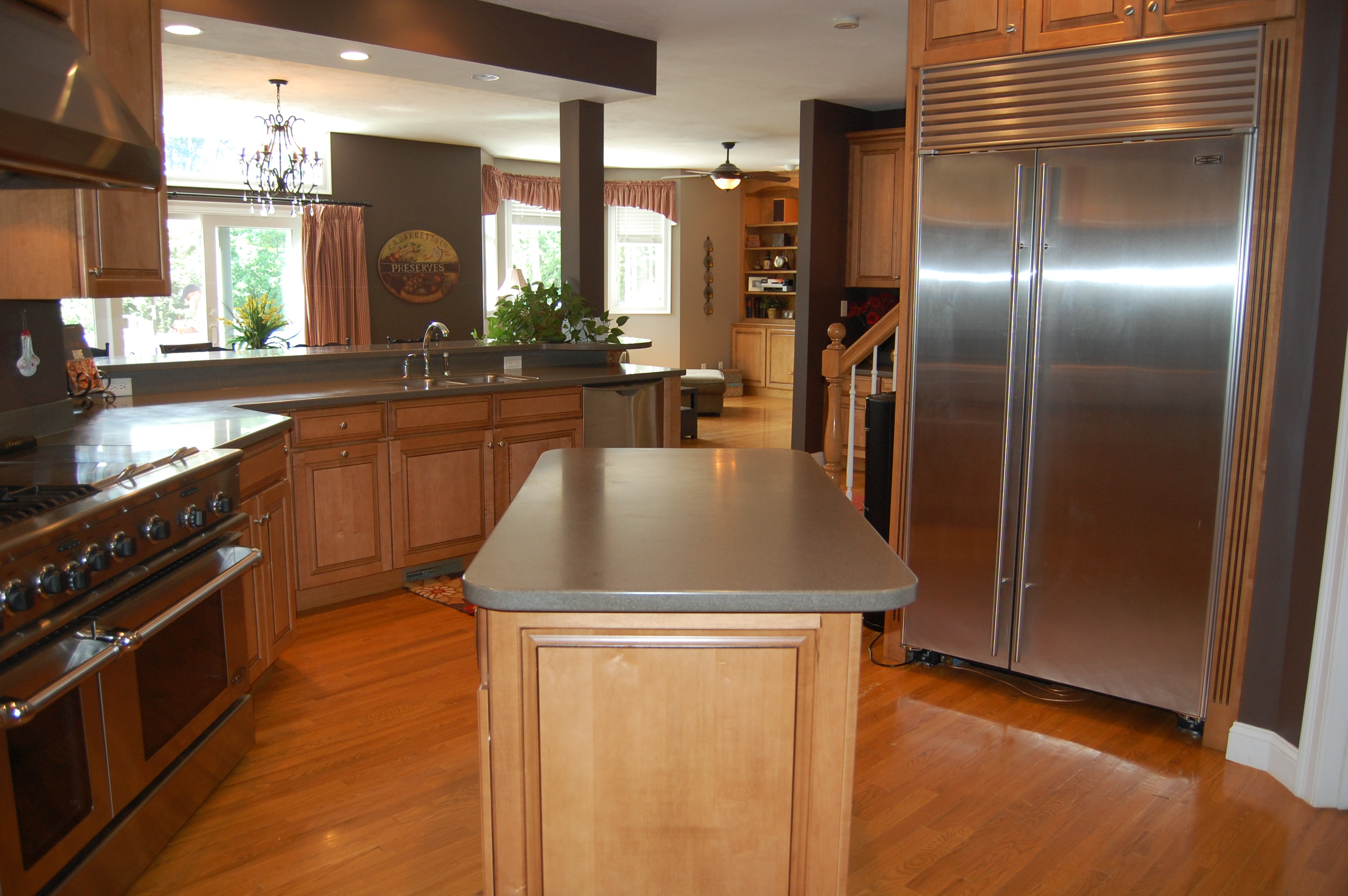 Your dream home on the golf course somewhere in sterling - Kitchen design courses ...